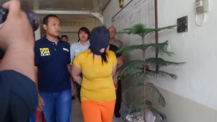 Suami Istri Pengedar Uang Palsu Lintas Provinsi Ini Ditangkap Saat Menginap di Hotel