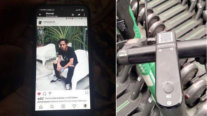 Kakak Korban Tabrak Skuter Listrik Menduga Polisi Tak Tahan Pelaku Karena Anak Pejabat Penting