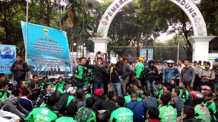 Alasan GoJek 'Suspend' Puluhan Ribu Pengemudi Secara Nasional