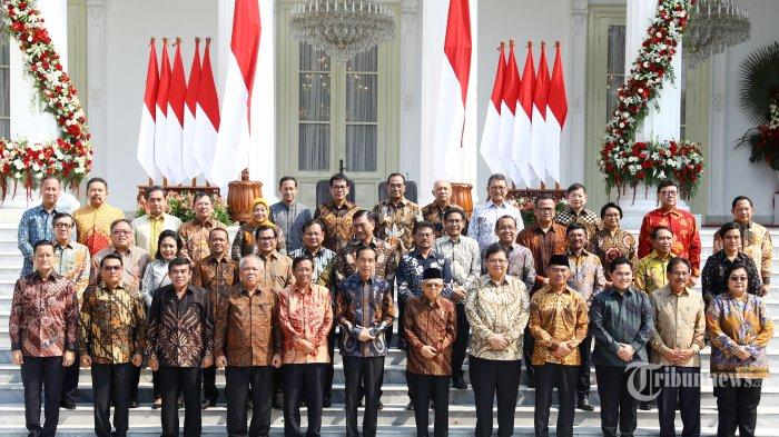 Survei Indonesia Indicator: 10 Menteri Dapat Sentimen Positif, Dari Airlangga Hingga Sri Mulyani