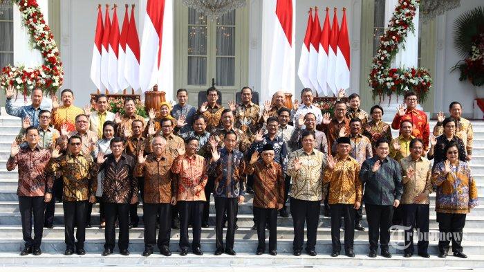 Jokowi: Nadiem Makarim Belum Minta Wakil Menteri