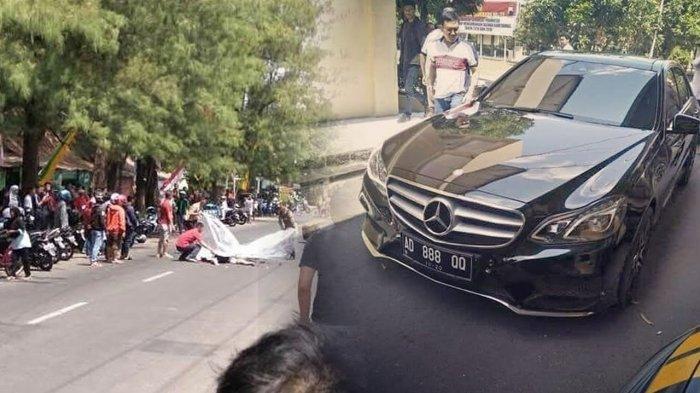 Berita Lengkap Pengusaha Cat Tabrakkan Mobil Mercy-nya ke Pemotor, Ini Kata Kriminolog
