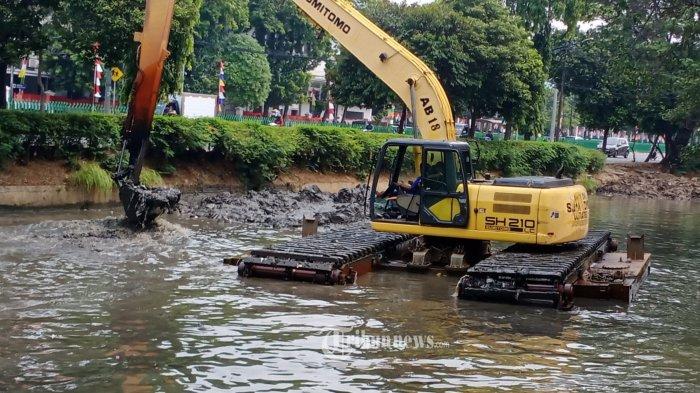 Antisipasi Banjir di Musim Hujan, Ini Antisipasi yang Dilakukan Pemprov DKI