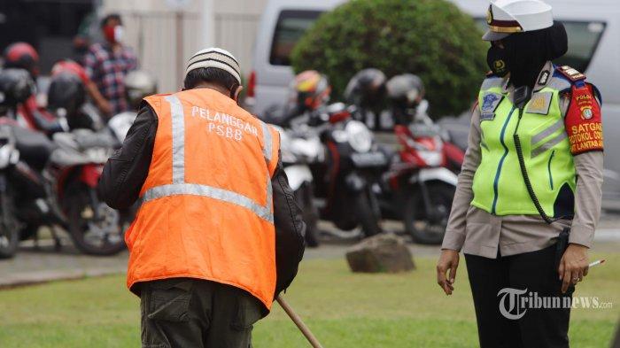 22.801 Pelanggar Ditindak dalam 4 Hari Operasi Yustisi di Jabetabek