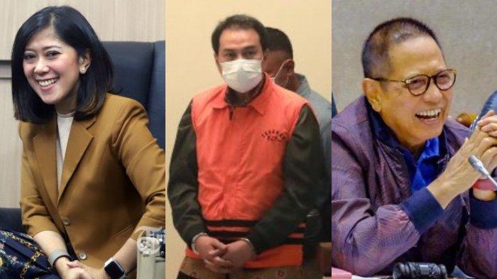 Rekam Jejak 7 Calon Pengganti Azis Syamsuddin Jadi Waketu DPR, Meutya Hafid hingga Dito Ganinduto