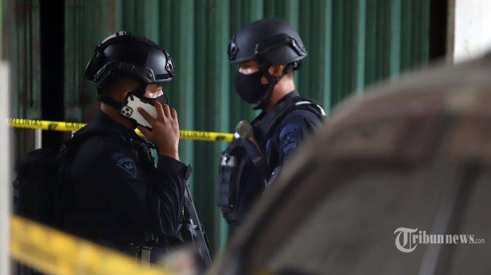 Tersangka Teroris Condet dan Bekasi Berencana Rakit 100 Bom Low Hingga High Explosive di Rumah