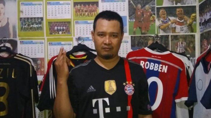 Eko Suprayogi, Fans Berat yang Prediksi Bayern Munchen Kalahkan Lyon 3-1