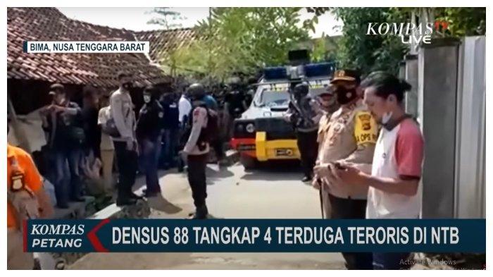 Duh! Seorang Guru di NTB Diringkus Setelah Peristiwa Bom Makassar, Diduga Terjerat Jaringan Terorisme