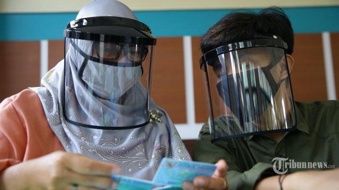 Distribusi Ratusan Ribu Face Shield untuk Dukung Tenaga Kesehatan