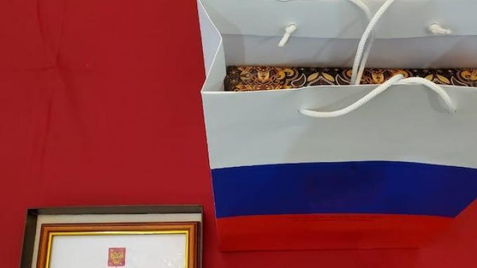 Teringat Saat Bung Karno Terima Penghargaan dari Rusia, Megawati Tak Bisa Tahan Haru