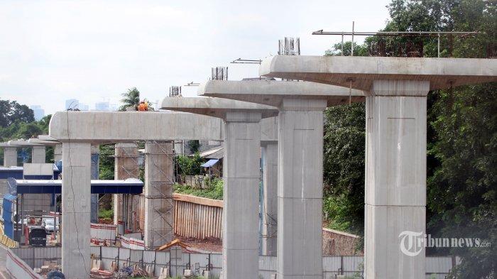 Pasca Covid-19, Proyek Infrastruktur Harus Dilanjutkan