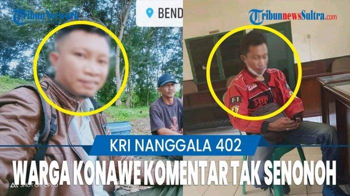 Penghina Awak KRI Nanggala-402 di Kendari Jadi Tersangka, Ngaku Akun FB Dikloning Orang Lain