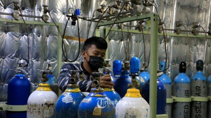 Antam Distribusikan Oksigen dan Regulator ke Wilayah Operasi