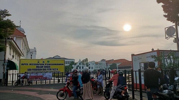 Kota Tua Tutup, Pengunjung Asal Cirebon Kecewa Karena Tidak Ada Komunikasi