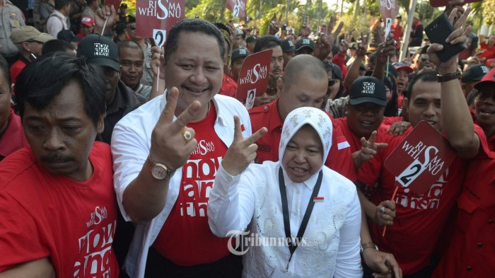 AIMAN KompasTV Malam Ini, Risma dan Drama Pilkada Surabaya
