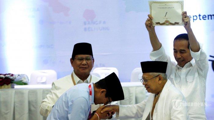 Jokowi Kalah di Media Sosial Dinilai Hoaks