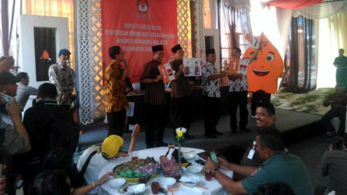 Pilwako Yogyakarta, Imam-Fadhli Nomor Urut 1, Haryadi-Heroe Nomor 2