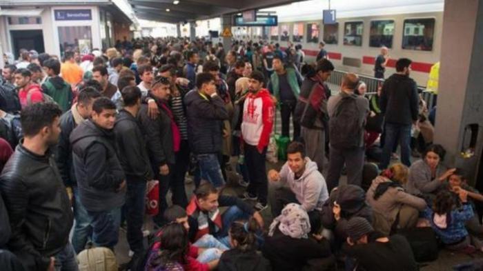 AS Siap Tampung Pengungsi Suriah 100 Ribu Lagi hingga 2017