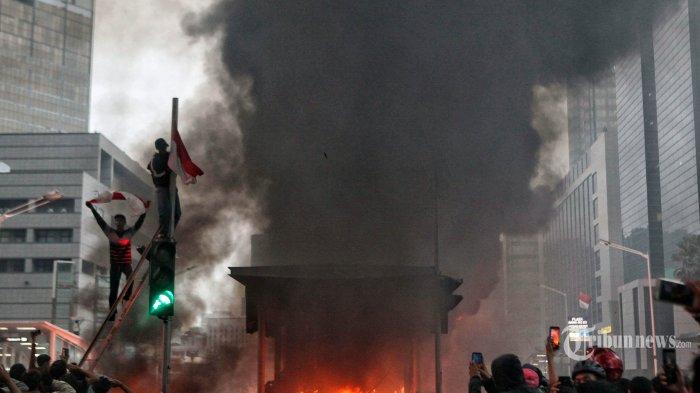 Viral Video Sebut Thamrin City Dijarah Massa, Polisi Pastikan Hoax