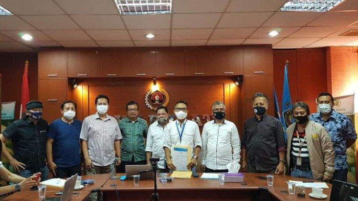 Sekjen PWI Pusat: Mappilu PWI Sangat Strategis Awasi Pelaksanaan Pemilu di Seluruh Indonesia