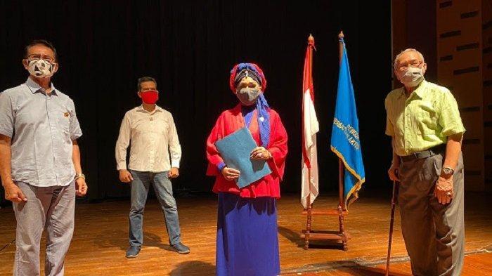 Alicia Djohar Umumkan Kepengurusan PARFI
