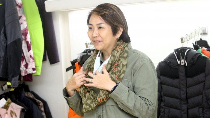 Vice Chief Executive Officer PT Pan Brothers Tbk Anne Patricia Sutanto memimpin 25 pabrik garmen, menjadi salah satu perusahaan yang memasok alat pelindung diri (APD) melawan virus Corona