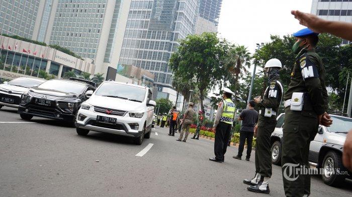 Kapolda Metro Jaya Tinjau Hari Ketiga Operasi Yustisi di Tugu Tani, 35 Orang Kena Tindak