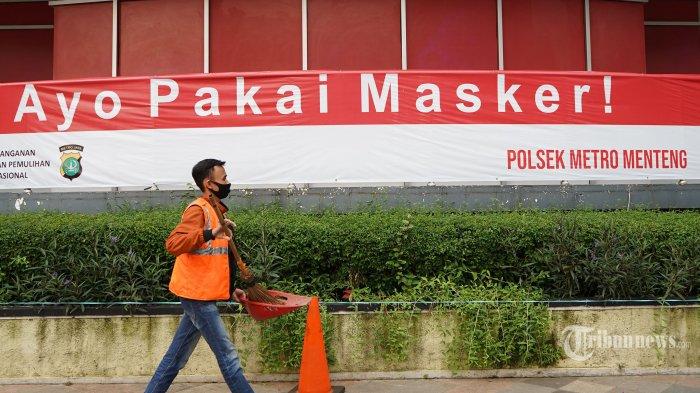 Kapolda Metro Jaya Sebut Denda Pelanggar Protokol Kesehatan Berlaku Berlipat Ganda