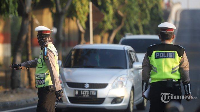 Ingat, Ada Sanksi Pidana bagi Kendaraan Berpelat Nomor Palsu agar Terhindar Ganjil Genap