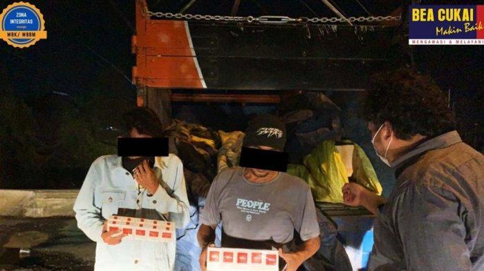 Konsisten Tekan Peredaran Rokok Ilegal, Bea Cukai Kembali Lakukan Penindakan di Wilayah Jawa Tengah