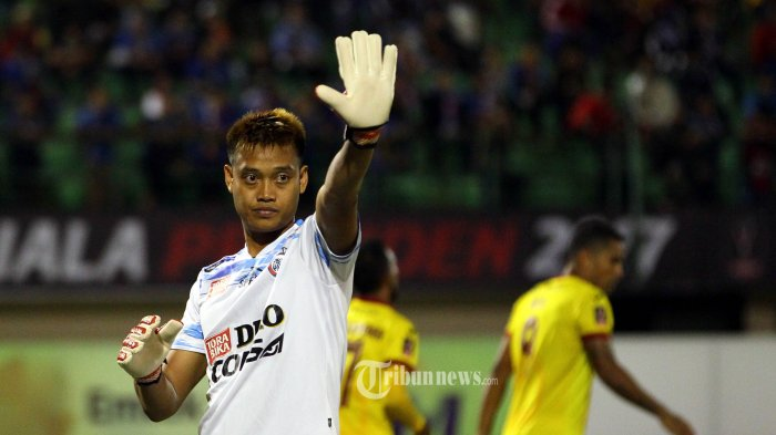Rekor Kurnia Mega yang Belum Mampu Dipecahkan Para Kiper Liga 1 2019