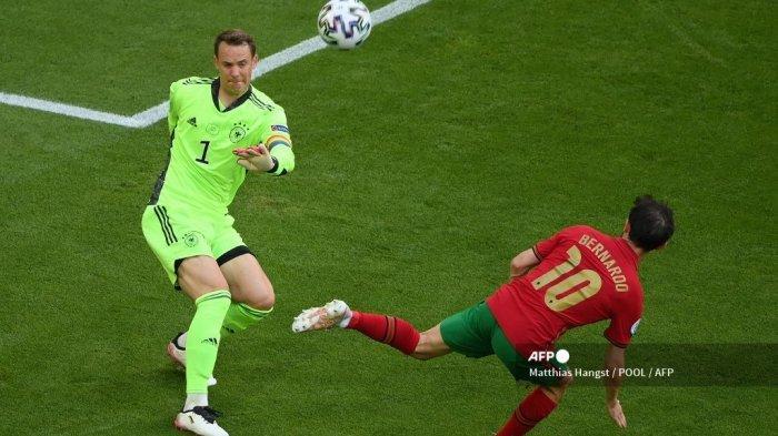Gegara Manuel Neuer Pakai Ban Kapten Pelangi di Euro 2020, Jerman Bisa Kena Hukuman dari UEFA