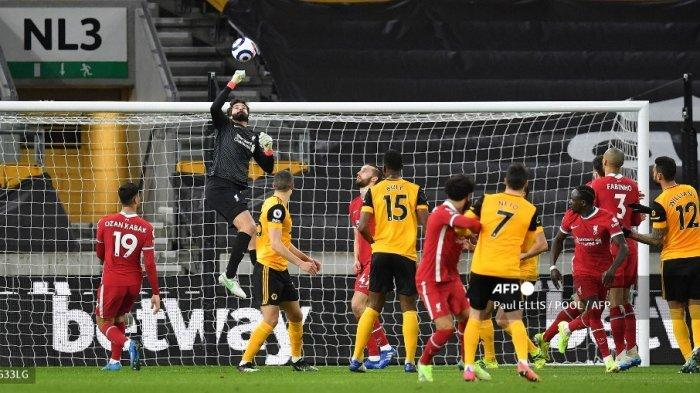 HASIL Wolves vs Liverpool Liga Inggris: Kata Robertson, The Reds Raih 3 Poin Tapi Mainnya Jelek