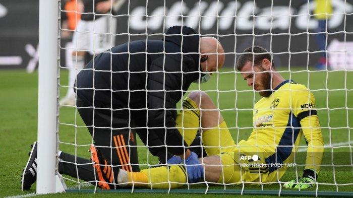 Jadwal Manchester United vs PSG Liga Champions, Solskjaer Konfirmasi Cedera David de Gea