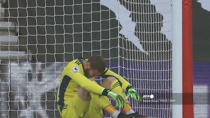 LIVE SCTV, Jadwal Liga Champions: Manchester United vs PSG, Terancam Tanpa De Gea & van de Beek