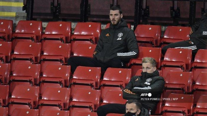 Manchester United vs Burnley, Liga Inggris, Persaingan De Gea dengan Henderson Berkah Bagi Solskjaer