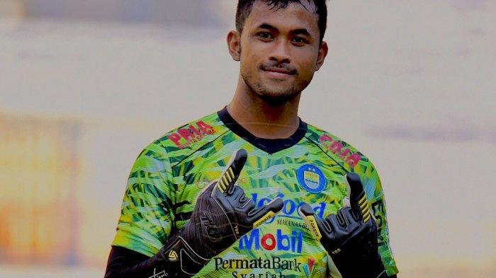 Reaksi Pelatih Kiper Persib Usai Aqil Savik Dipanggil Shin Tae-yong Perkuat Timnas Indonesia