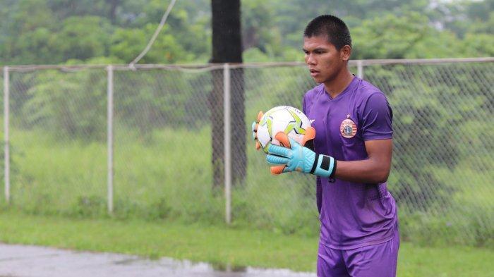 Ambisi Kiper Muda Persija Jakarta Masuk Skuat Timnas U-19 Indonesia di Piala Dunia U-20 2023