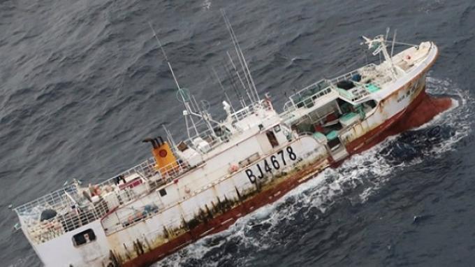 9 ABK Indonesia dan 1 Kapten Kapal Ikan Taiwan Hilang di Tengah Pasifik
