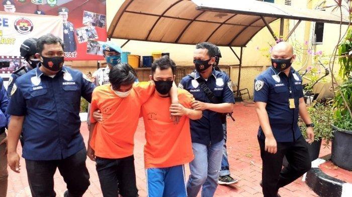 Sepi Orderan saat Pandemi, 2 Tukang Jahit di Tanjung Duren Banting Stir Jadi Maling, Ditembak Polisi