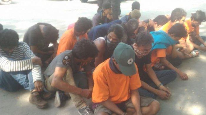 Sebanyak 45 Pelaku Penjarahan di Palu Berhasil Dibekuk Polisi