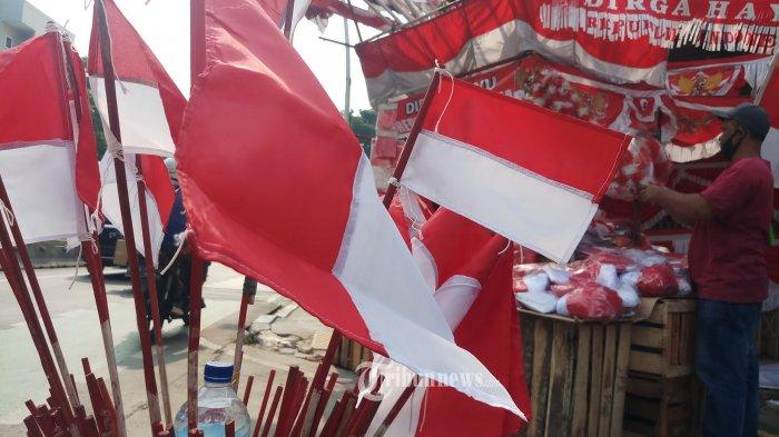 Cara Membuat Link Twibbon Pasang Bendera Merah Putih HUT ke-76 RI