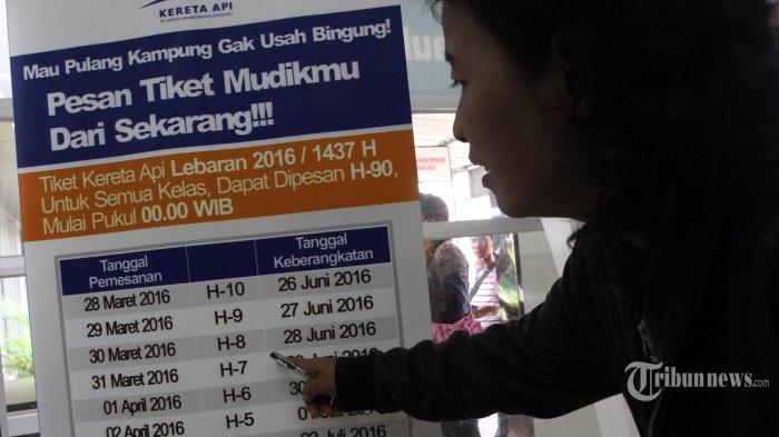 Ada Tambahan Diskon Tiket Kereta Api hingga Rp 30 Ribu, Berlaku Juga untuk Mudik, Tertarik?