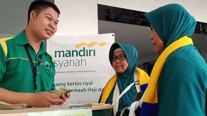 Mandiri Syariah Minta Nasabah Lunasi Biaya Haji Lewat Transaksi Digital, Antisipasi Corona