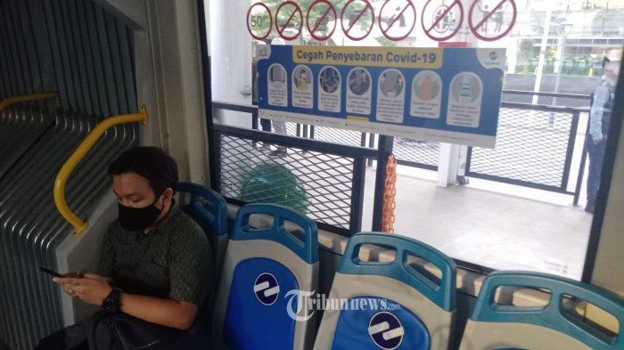 Tetap Aman Naik Angkutan Umum di Jakarta Saat Pandemi COVID-19