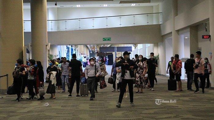 Bandara I Gusti Ngurah Rai Sediakan Hand Sanitizer untuk Cegah Virus Corona