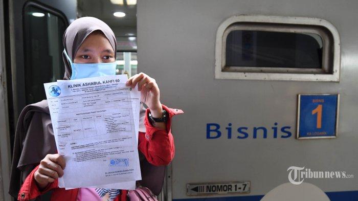 Arus Balik Libur Tahun Baru, 39 Ribu Tiket KA Jarak Jauh Terjual untuk Keberangkatan 3 Desember 2021