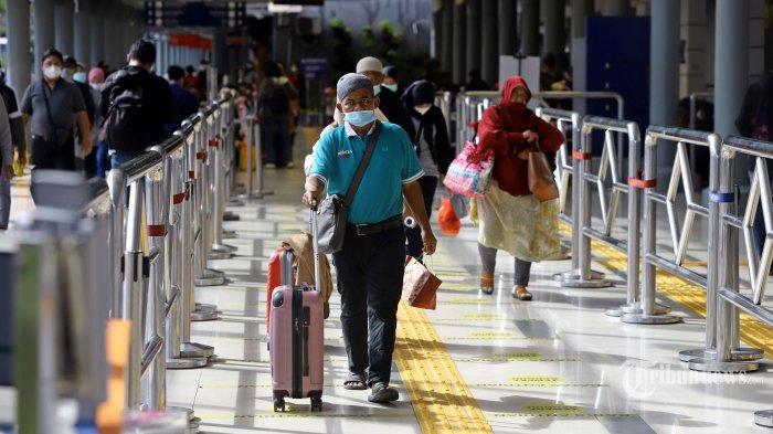 Maaf, Tiket Kereta Jarak Jauh untuk Pemberangkatan Mei Belum Dijual