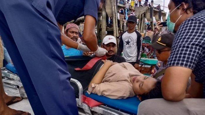 Hendak Berlayar ke Kota Batam, Sundari Keburu Melahirkan di Dalam Speedboat