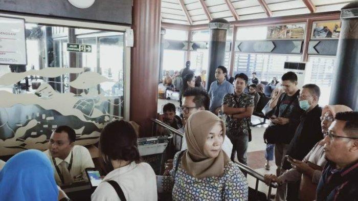 Penerbangan Terganggu, Sriwijaya Air Janji Bayar Ganti Rugi ke Pelanggan